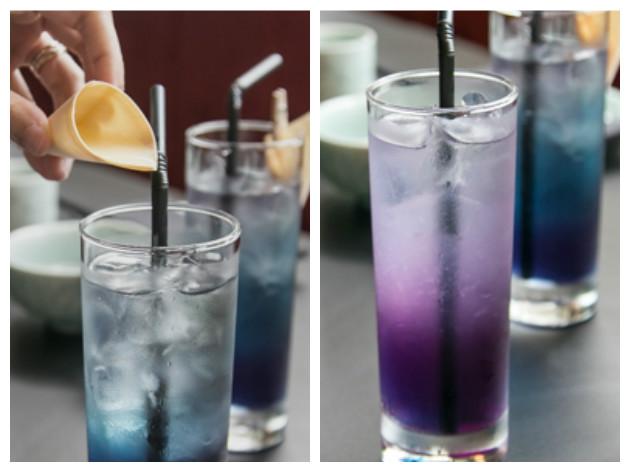 lokkee color changing drink