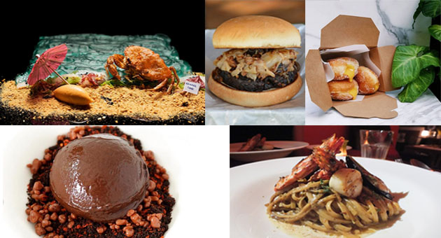 best singapore fusion dishes