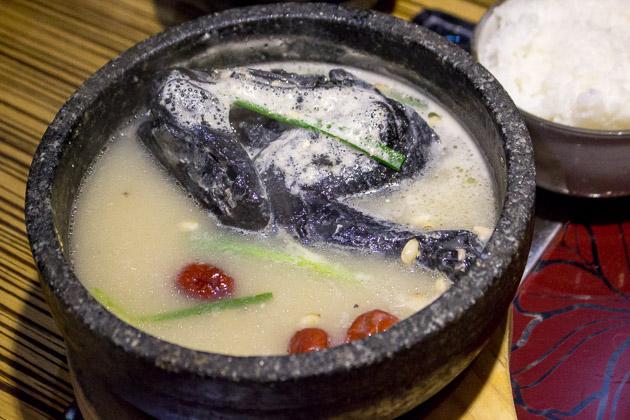 Kimchi Korean Restuarant Ma Sam-Gae-Tang