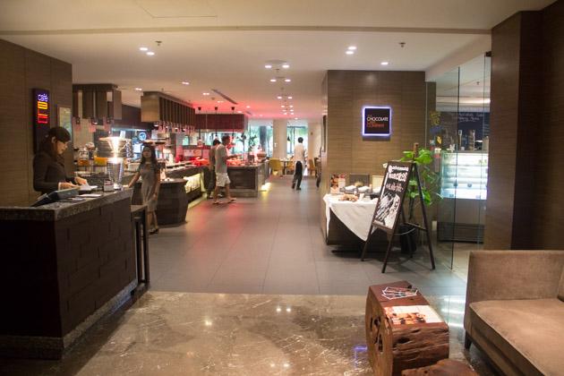 RenaissanceJohorBahru - cafe BLD