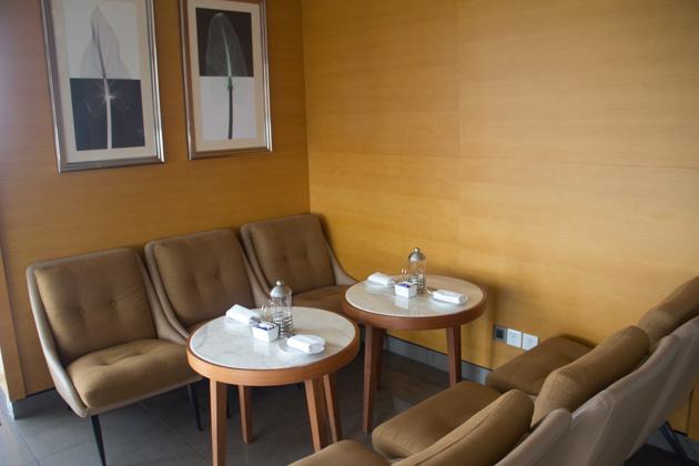 RenaissanceJohorBahru - Club Lounge