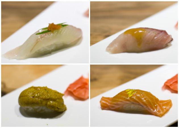 sushi cho omakase