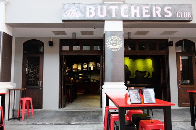 The Butchers Club singapore - Exterior