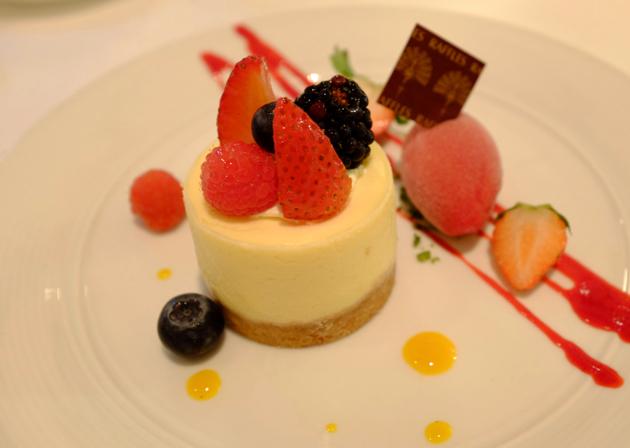 Raffles Hotel | Longbar Steakhouse