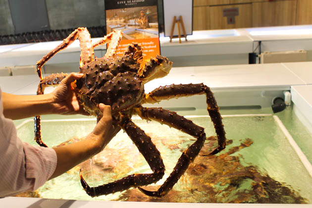 Emporium Shokuhin King Crab