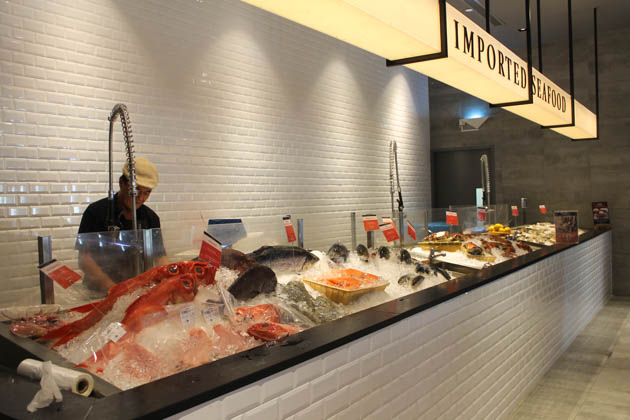 Emporium Shokuhin frozen seafood