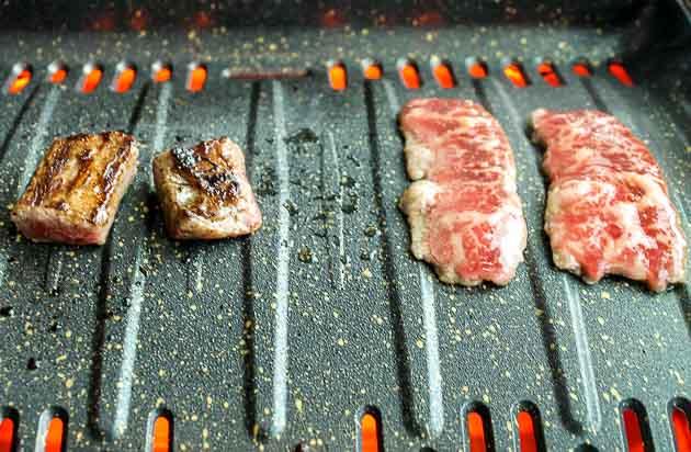 Tenkaichi singapore jap buffet grilled beef