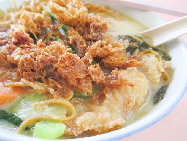 fish-soup-sengkee 12 Best Sliced Fish Soups 鱼片汤 in Singapore You Need To Know About
