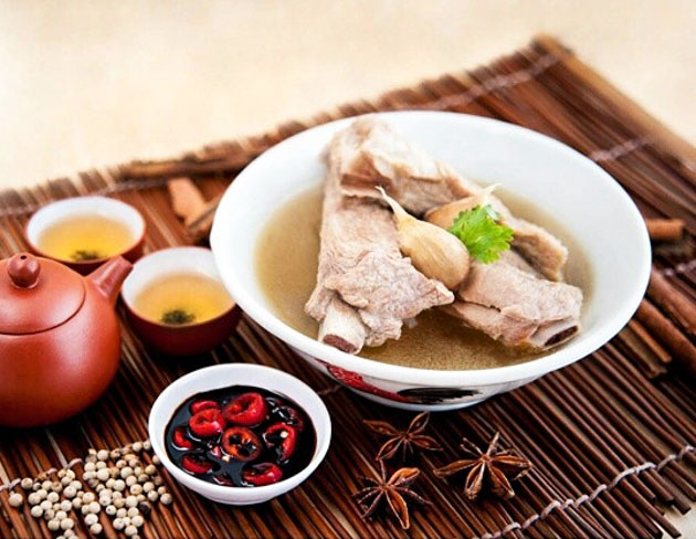 best bak kut teh Singapore Song Fa