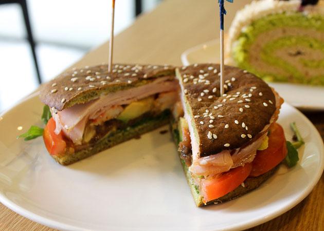 City Sq Mall - Cedele sandwich