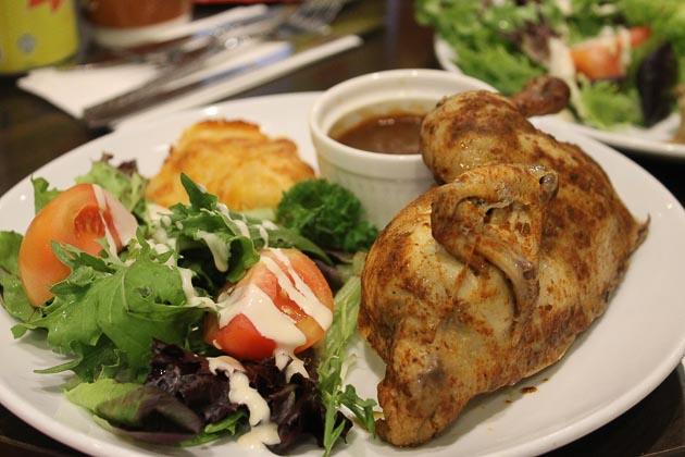City Sq Mall - Delifrance chicken