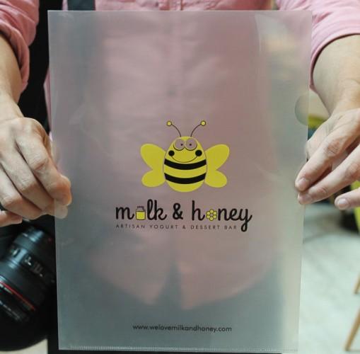 City Sq Mall - Milk & Honey folder