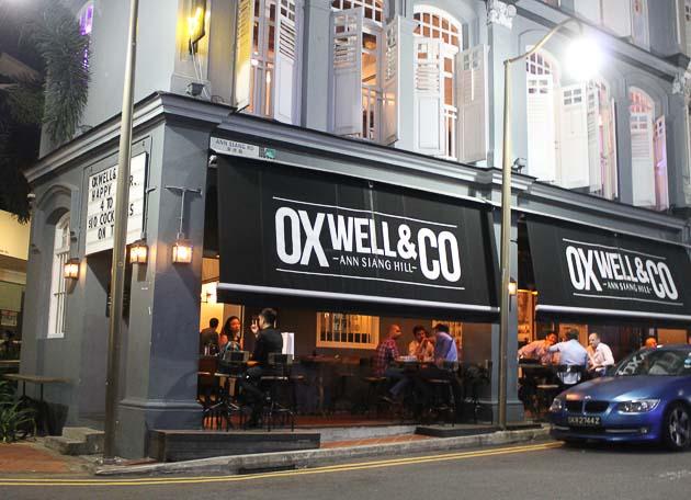 Oxwell Exterior