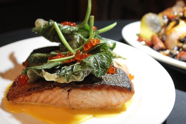 Oxwell salmon