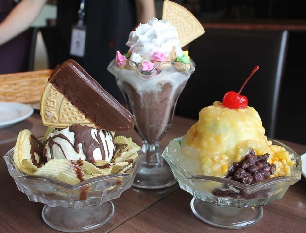 City Sq Mall - Swensons Desserts