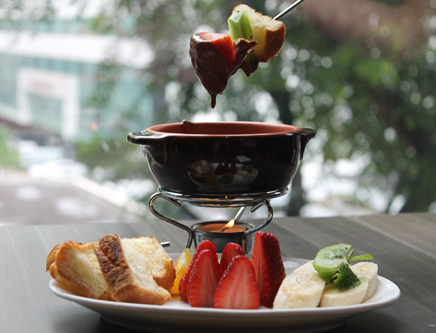 City Sq Mall - Watami - fondue