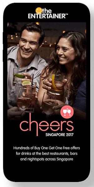 Entertainer Cheers App