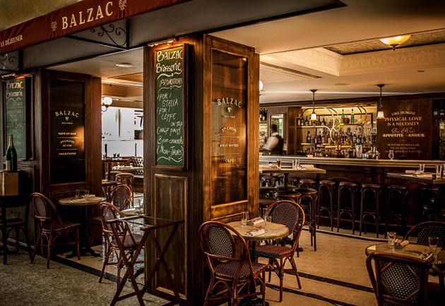 Affordable French Restaurants singapore - balzac