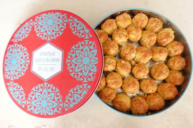 best pineapple tarts singapore Amethyst Pineapple Tarts-3