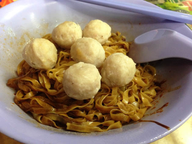 Meatball Noodle