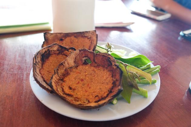 Samui-local-restaurant-coconut-belachan