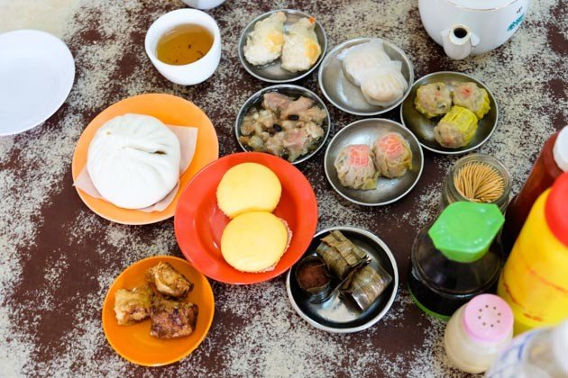 best malacca food dimsum