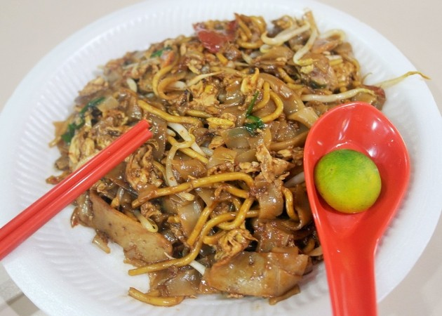 New Century Cafe Char Kway Teow