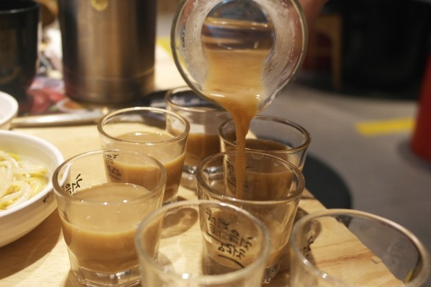 Seorae Coffee Soju
