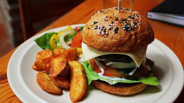 baboon house burger