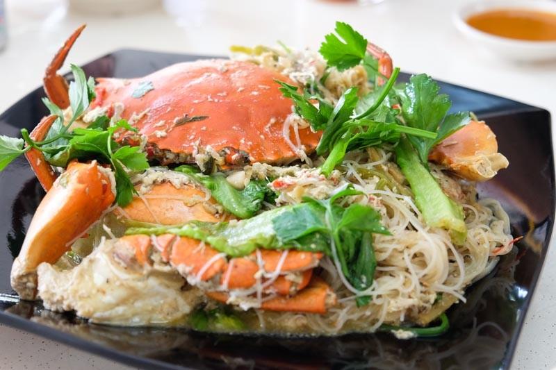 best crab beehoon singapore don signature-dry