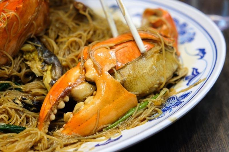 crab-beehoon-newubin-braised
