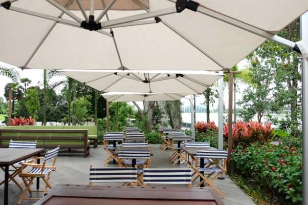 Kontiki: Casual American Diner Singapore Review
