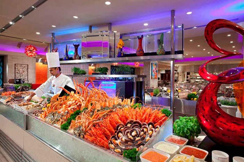 best buffet singapore Carousel-buffet spread-2