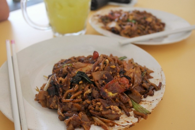 Ghim Moh Market Char Kway Teow