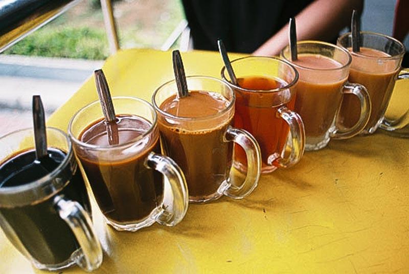 Kopitiam Drinks Codenames_Types of Teh and Kopi ONLINE