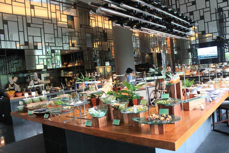 Best buffets singapore - Lime parkroyal
