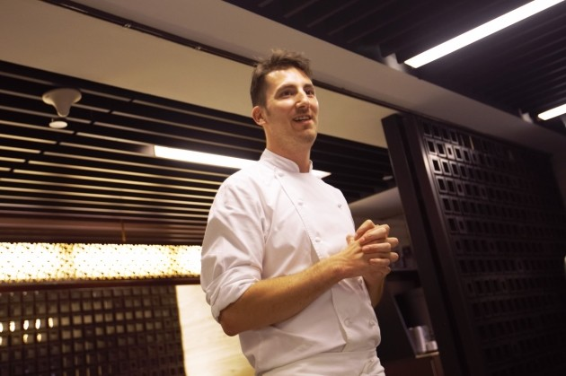 Mandarin Orchard guest chef Markus Dybwad