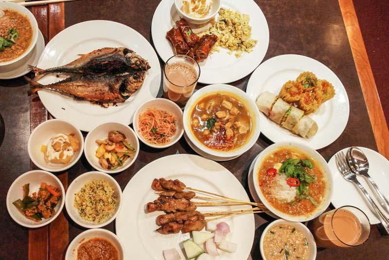 best buffet singapore Princess Terrace Cafe1-2