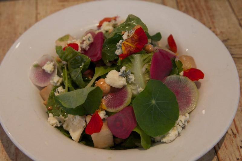 Salade de Poires