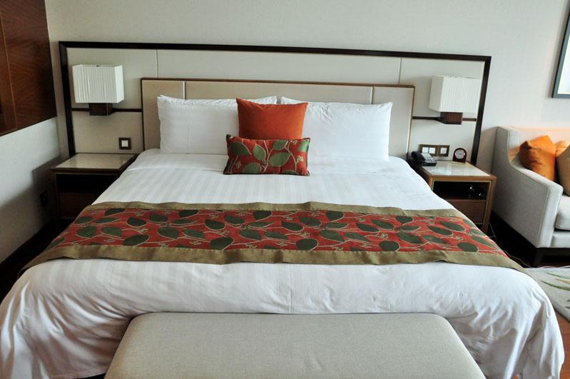 Shangri-la bed