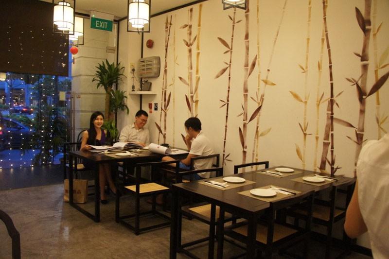 Si Wei Yan-interior