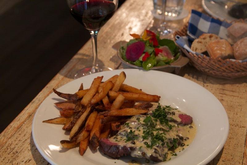 Steak au Poivre-2