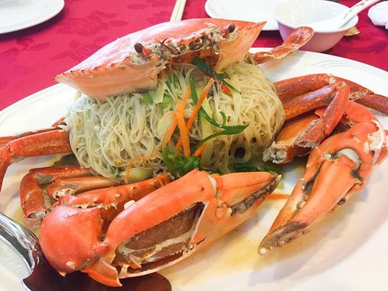 best crab beehoon singapore mingkee2