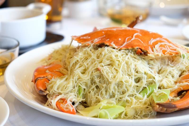best crab beehoon singapore palm beach
