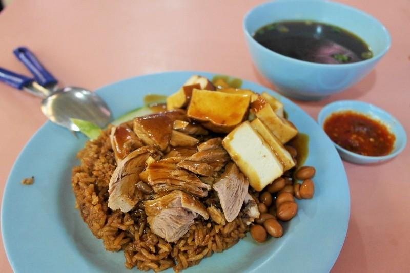 Ban Chuan Duck rice