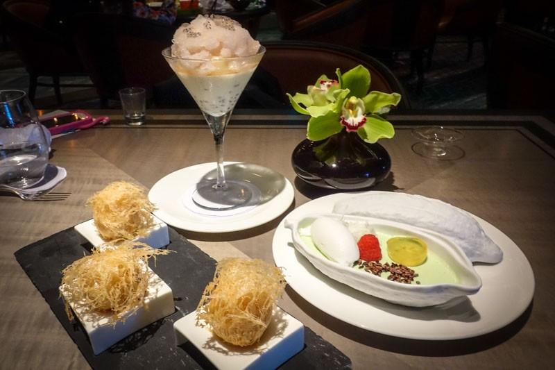 Jiang Nan Chun - dessert