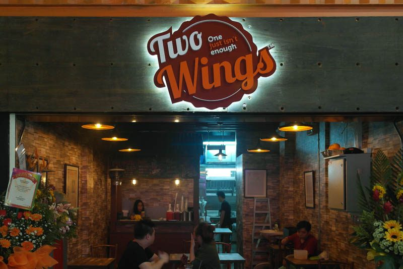Timbre+ Two Wings