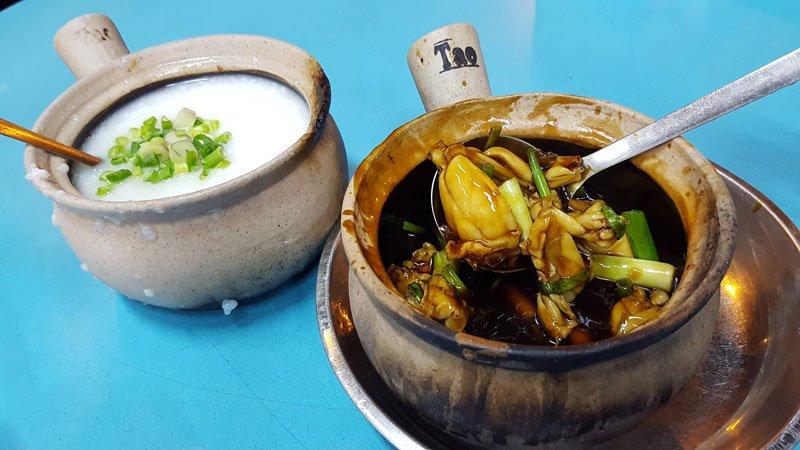 hong-chang-frog-porridge Serangoon kovan food guide