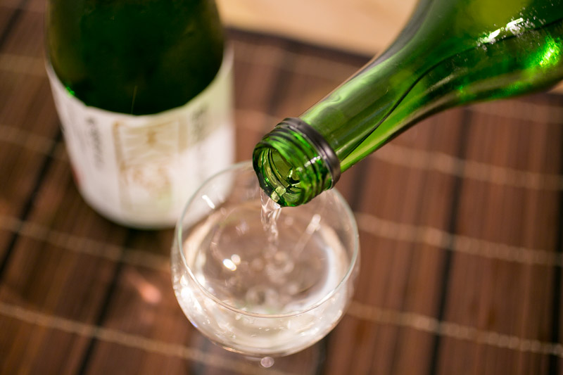 sakemaru-4 Snow Aged Sake: Try Some Of This Rare & Unique Sake Delivered Directly To Your Home