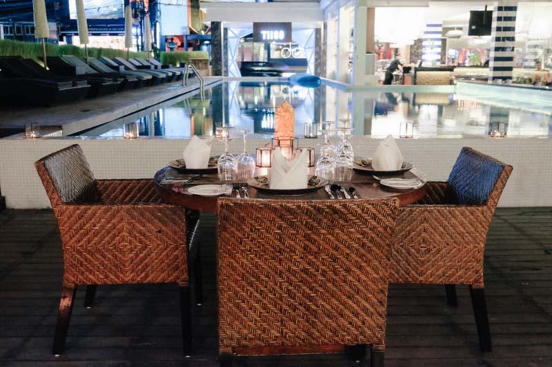 Montigo Bali_Pool Side Dinner (2 of 3)